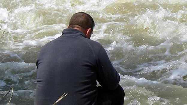 Tunca Nehri'nde endişeli bekleyiş!