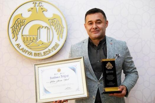Mutfak Kültür Evi Projesi'ne büyük ödül