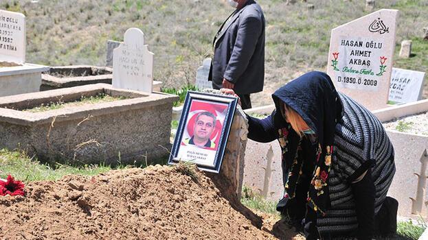 Koronavirüsten ölen polis, Nevşehir'de toprağa verildi