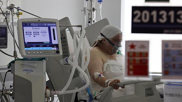 Burası Ankara Şehir Hastanesi yoğun bakım ünitesi! 'Tam kapanma önemli bir seçenek'