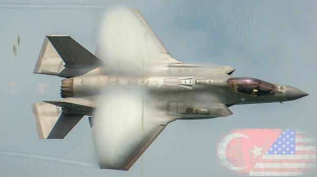 ABD'den flaş F-35 kararı! Türkiye'ye bildirildi...