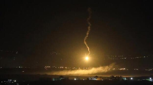 Son dakika: İsrail'de patlama sesi! Açıklama geldi...