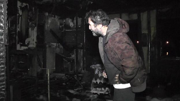 Sakarya'da korkutan yangın! Ekipler oraya koştu
