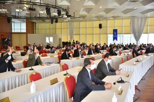 Bursa Büyükşehir Belediyesi'nin 2020 yılı faaliyet raporu onay aldı