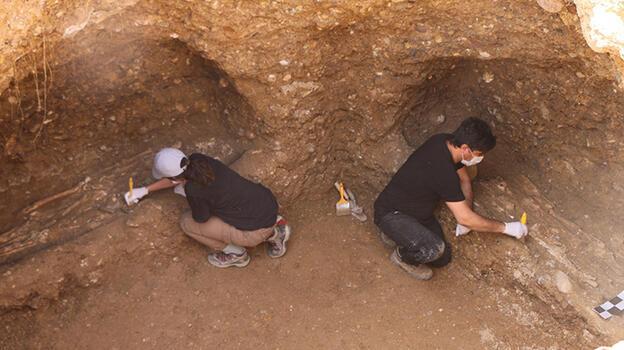 Son dakika... Adıyaman'da göçük oluştu, 7 insan iskeleti bulundu!