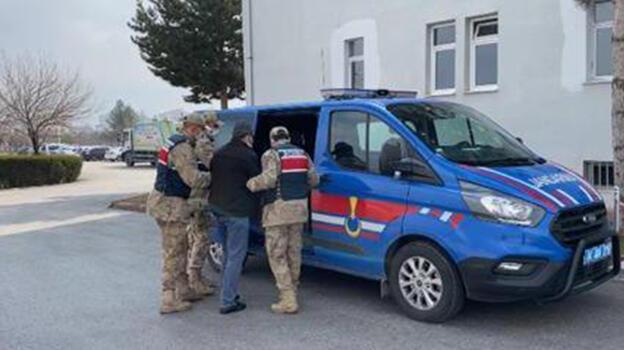 Malatya'da FETÖ'ye 1 tutuklama
