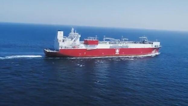 Bakan Dönmez: İlk FSRU gemimiz Ertuğrul Gazi, Türkiye'de