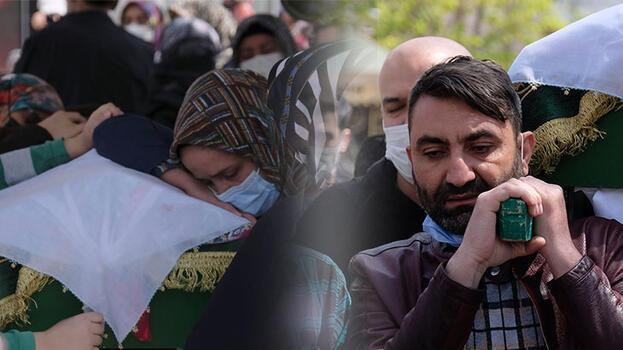 Konya'da büyük acı! Tabutunun başına gelen fenalık geçirdi
