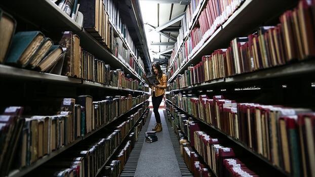 Halk kütüphanesi inşaatı yaptırılacak.