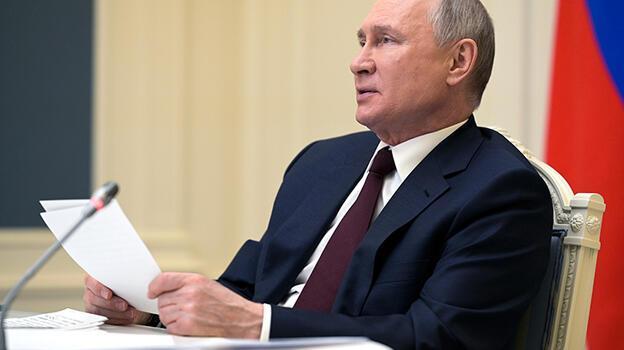 Son dakika... Putin'den Ukrayna'nın çağrısına yanıt!