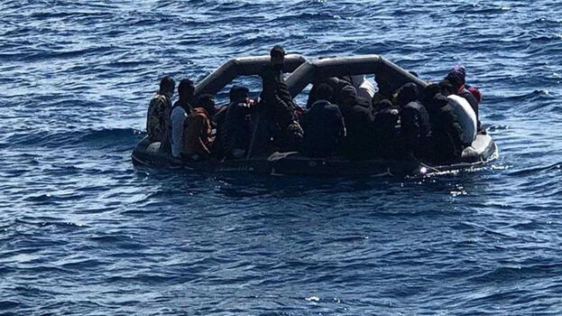 Son dakika... Akdeniz'de tekne faciası! 100 can kaybı var