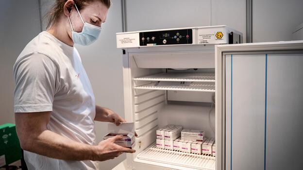 Danimarka, koronavirüs aşısında ilk ve ikinci doz aralığını üç hafta uzattı
