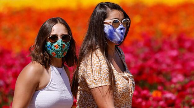 California koronavirüs savaşını kazanıyor