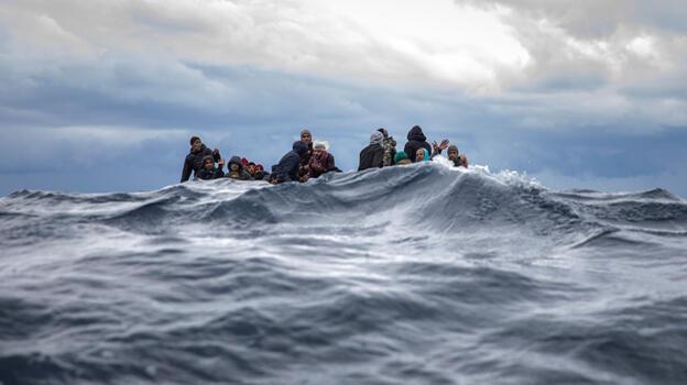 Son dakika... Akdeniz'de arka arkaya facialar! BM: 172 göçmen ölmüş olabilir