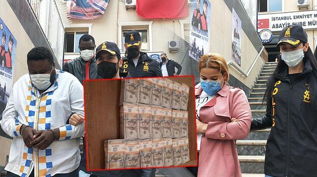 Son dakika... Beşiktaş'ta 4 kiloluk sahte altın operasyonu! Yakalandılar