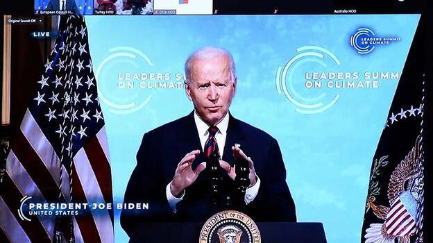 Son dakika... ABD Başkanı Biden AB yönetimiyle buluşacak!