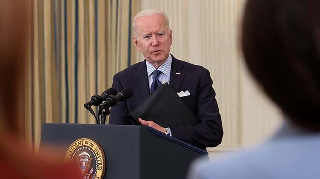 Son dakika... Biden, 4 Temmuz için aşılama hedefini açıkladı!