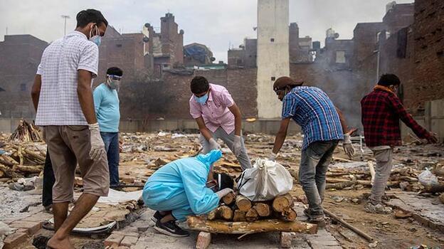 Son dakika... Hindistan'da oksijen krizi büyüyor!