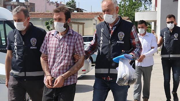 Kayınbiraderini öldüren zanlı tutuklandı!