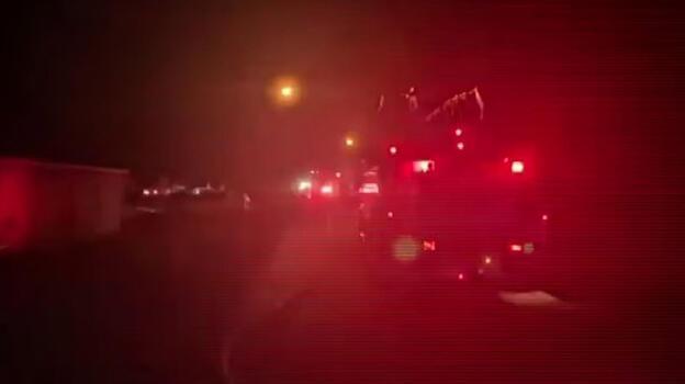 Son dakika: Saat 23.20'de tüm mahalle inledi... Uçak evin üzerine çakıldı!