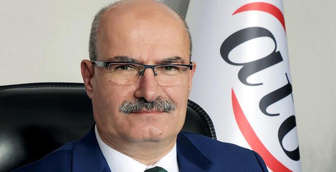 """ATO Başkanı Baran'dan """"ticari kredi ödemelerine"""" erteleme talebi"""