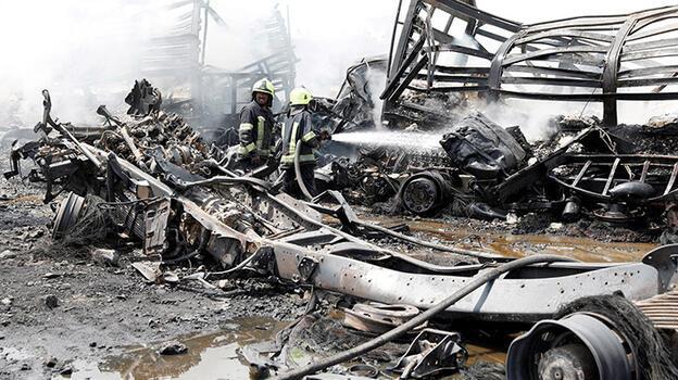Afganistan'da bombalı saldırıda ilçe emniyet müdürü yaşamını yitirdi