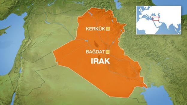 Teröristler Kerkük'te petrol kuyularına saldırdı: Ölü ve yaralılar var