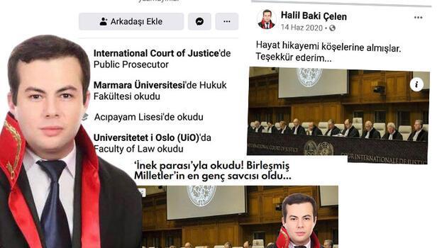 Kendini 'BM savcısı' olarak tanıttı! Gerçek ortaya çıkınca tutuklandı