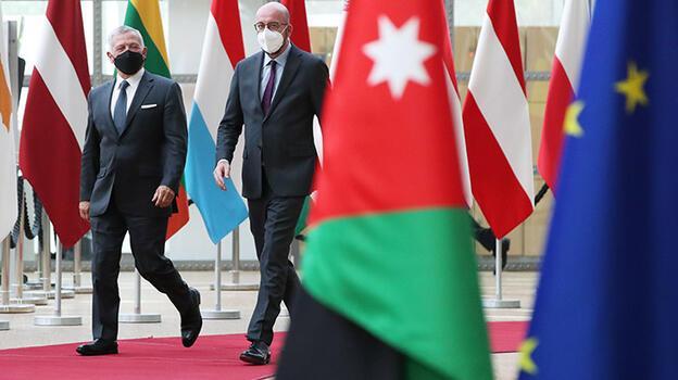 Ürdün Kralı 2. Abdullah'tan NATO'ya ziyaret