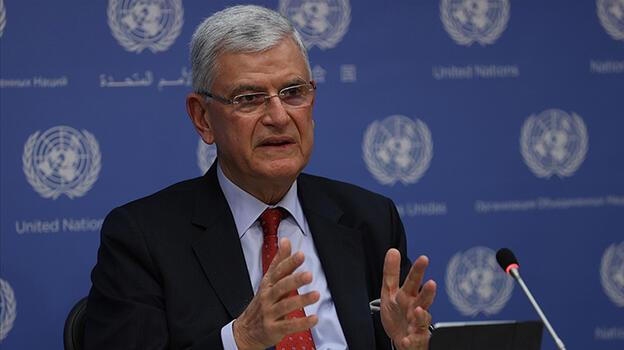 BM 75. Genel Kurul Başkanı Bozkır'dan Ermenistan'a 'soykırım' yanıtı