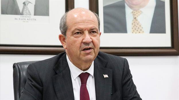 KKTC Cumhurbaşkanı Tatar: Rum Yönetimi KKTC'ye, Kıbrıs Türk halkına bir operasyon başlattı