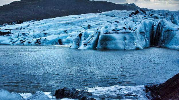 Avrupa'nın en büyük buzulunda mikroplastik parçaları bulundu