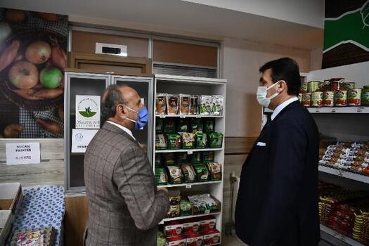 'Hayır Market'in ekmek ihtiyacı Osmangazi Belediyesi'nce karşılanacak