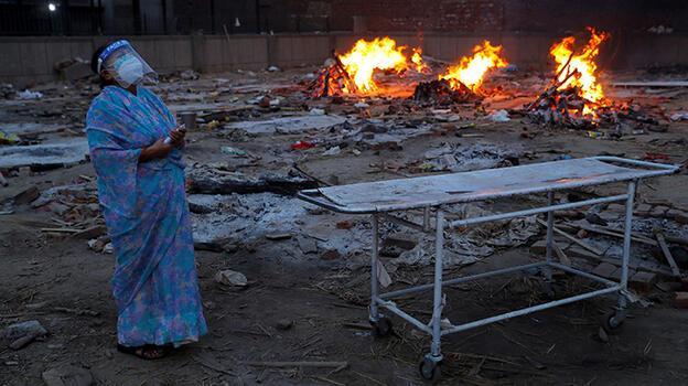 Hindistan'da korkunç rekorlar paramparça