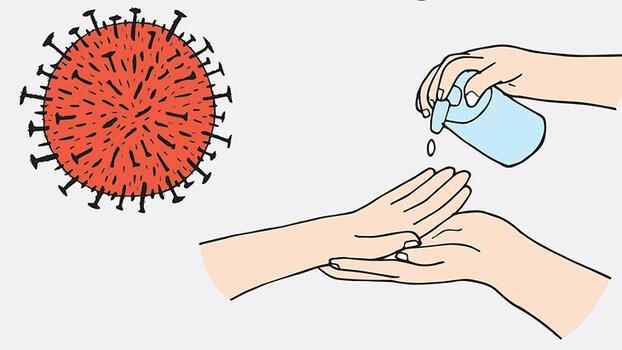El dezenfektanı nasıl yapılır?