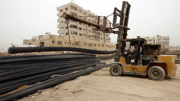 İnşaat malzemesi ihracatında tüm zamanların aylık rekoru kırıldı