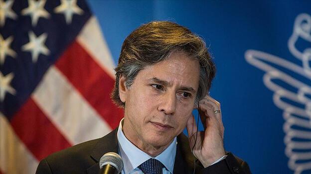 ABD Dışişleri Bakanı Blinken: Rusya'nın saldırgan eylemlerine yanıt vereceğiz