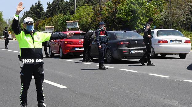 Tekirdağ'da sürücülere, 'e-Devlet izin belgesi' hatırlatması
