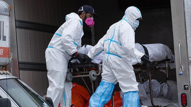 Dünyada her bir milyonda 415 kişi Kovid-19 nedeniyle hayatını kaybetti