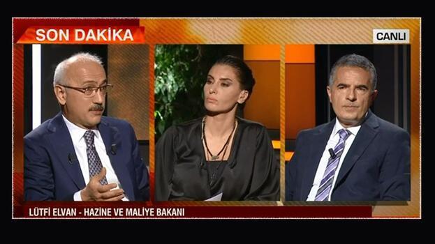 Son dakika... Bakan Elvan: Kripto paralar konusunda MASAK'a yetki verildi