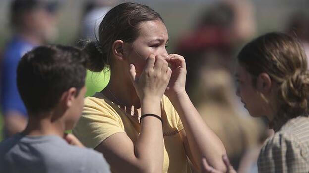 Son dakika... ABD'de ortaokulda silahlı saldırı! Yaralılar var...