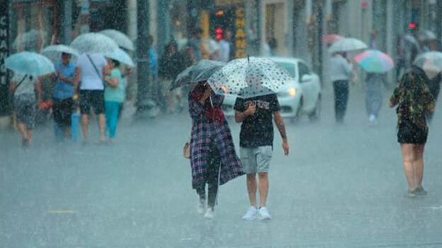 MGM'den son dakika uyarısı! Hafta sonu serin ve sağanak yağış geliyor!