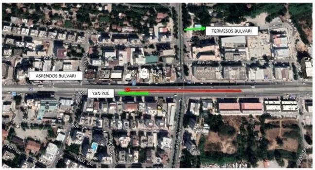Yörükoğlu Köprülü Kavşağı bakım için trafiğe kapatılacak