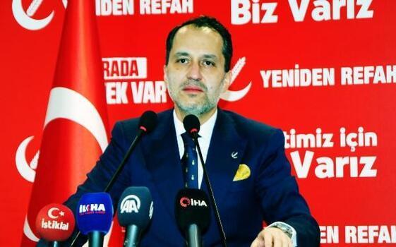 Fatih Erbakan: İktidarın görevi işsizlere iş bulmaktır