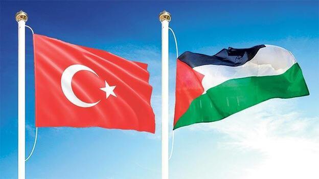 Son dakika... Filistin'den Türkiye'ye teşekkür!