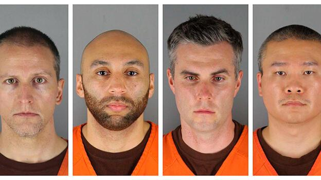 Son dakika... ABD'de Floyd'ün ölümüne karışan 4 eski polise yeni suçlamalar!