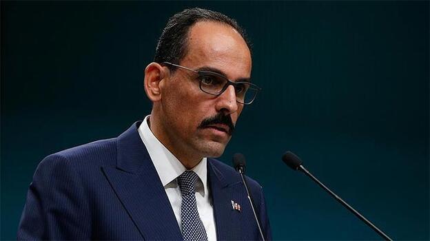 Cumhurbaşkanlığı Sözcüsü Kalın'dan İsrail'in Mescid-i Aksa baskınına tepki