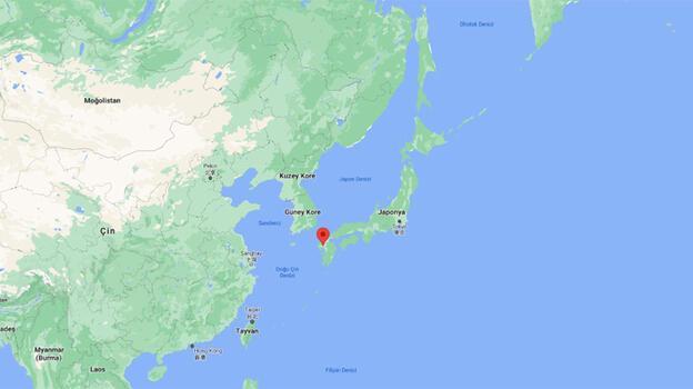 Japonya'da fırkateyn balıkçı gemisiyle çarpıştı
