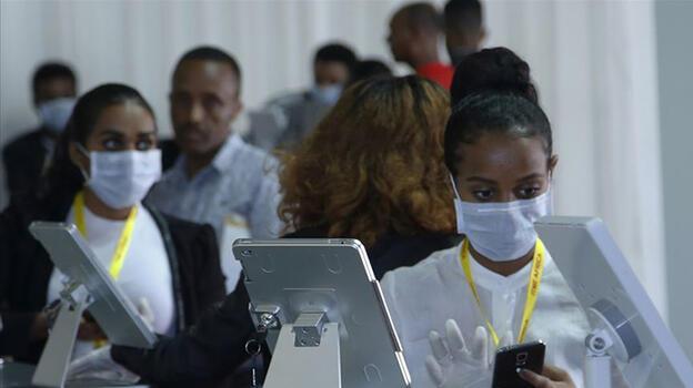 Güney Afrika'da koronavirüsün Hindistan'da çıkan türüne rastlandı