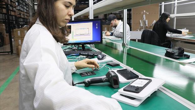 Elektrik-elektronik sektörü 4 ayda 4,5 milyar dolarlık ihracat yaptı